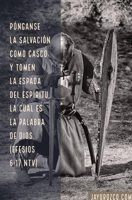 Importancia De La Armadura De Dios Jay Orozco